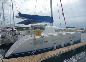 Rent a catamaran in Marina Mandalina - Lagoon 410 S2 - 6 cab.