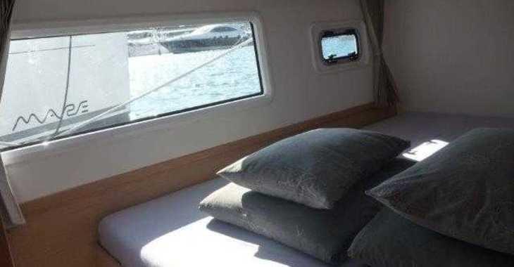 Rent a catamaran in Marina Mandalina - Lagoon 42 - 4 + 2 cab.