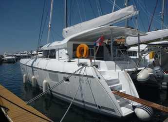 Louer catamaran à Marina Mandalina - Lagoon 421 - 4 + 1 cab.