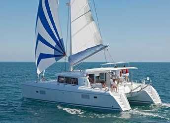 Rent a catamaran in Marina Mandalina - Lagoon 421 - 4 + 1 cab.