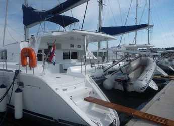 Rent a catamaran in Marina Mandalina - Lagoon 440 - 4 + 2 cab.