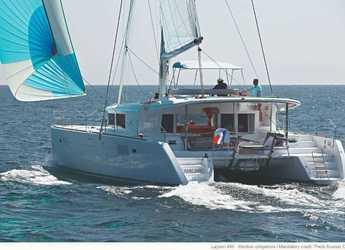 Louer catamaran à Port Lavrion - Lagoon 450 F - 3 + 2 cab.