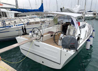 Rent a sailboat in Marina Sukosan (D-Marin Dalmacija) - Cobra 38