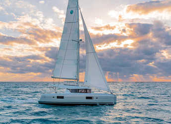 Louer catamaran à Marina Sukosan (D-Marin Dalmacija) - Lagoon 42