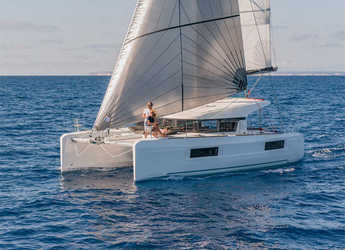 Louer catamaran à Marina Sukosan (D-Marin Dalmacija) - Lagoon 40