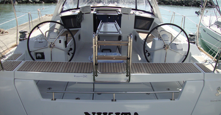 Alquilar velero Oceanis 45 en Port Purcell, Joma Marina, Road town