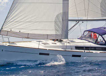 Rent a sailboat Oceanis 45 in Port Purcell, Joma Marina, Road town