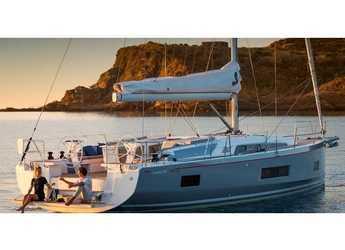Rent a sailboat in Lefkas Nidri - Oceanis 46.1