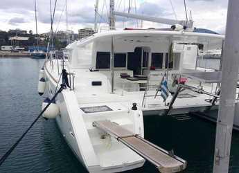 Rent a catamaran in Lefkas Nidri - Lagoon 450 F - 4 + 2 cab.