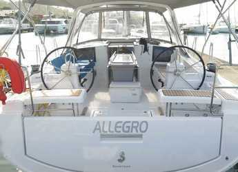 Rent a sailboat Oceanis 41 in Port Purcell, Joma Marina, Road town