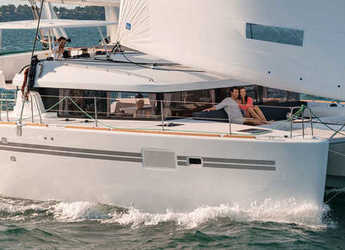 Rent a catamaran in Marina Mandalina - Lagoon 450 S - 4 + 2 cab.