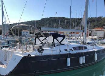 Rent a sailboat in Marina Zadar - Oceanis 54