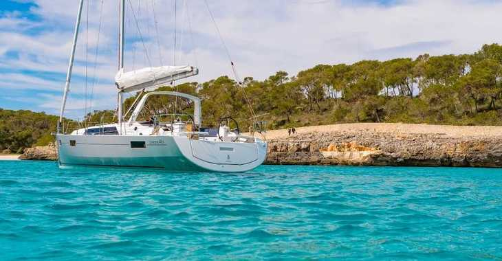 Rent a sailboat in Port Purcell, Joma Marina - Oceanis 41