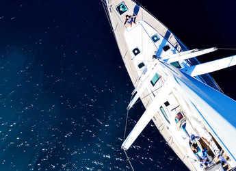 Rent a sailboat in Lefkas Nidri - Sun Odyssey 54 DS