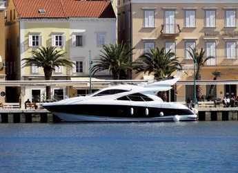 Rent a yacht in Marina Mandalina - Sunseeker 50 M