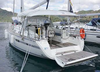 Rent a sailboat in Port Gocëk Marina - Bavaria Cruiser 41 - 3 cab.