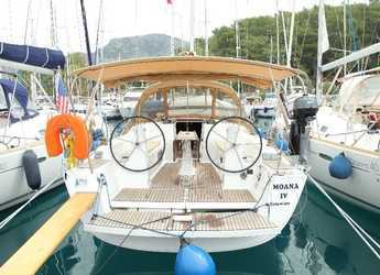 Rent a sailboat in Göcek - Dufour 335 GL