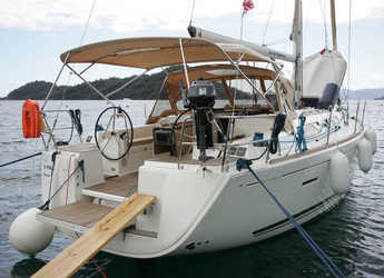 Rent a sailboat in Port Gocëk Marina - Dufour 405 GL