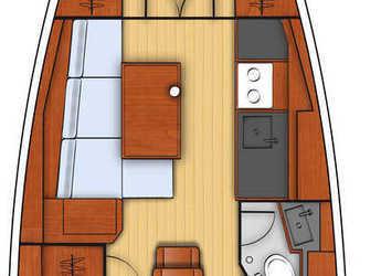 Alquilar velero en Gocek - Oceanis 38.1 - 2 cab.