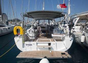 Chartern Sie segelboot in Port Gocëk Marina - Oceanis 41.1