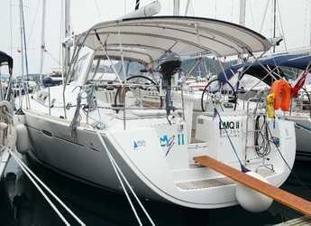 Rent a sailboat in Göcek - Oceanis 50 Family - 4 + 1 cab.