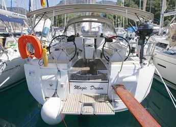 Rent a sailboat in Port Gocëk Marina - Sun Odyssey 409