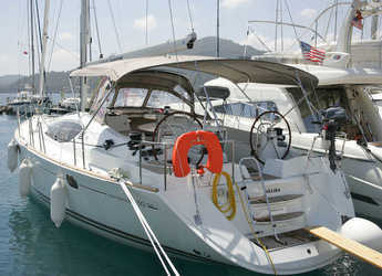 Rent a sailboat in Göcek - Sun Odyssey 50 DS - 3 cab.