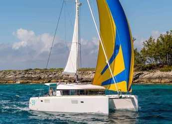 Rent a catamaran in Port Lavrion - Lagoon 39 - 4 + 2 cab.