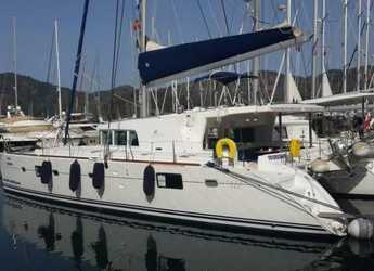 Rent a catamaran in Port Gocëk Marina - Lagoon 500 - 5 cab.