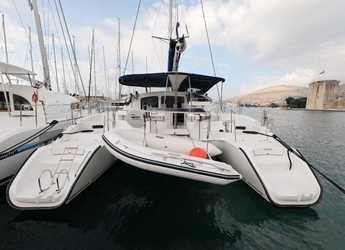 Rent a catamaran in Trogir (ACI marina) - Lavezzi 40
