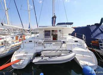 Rent a catamaran in Veruda - Lipari 41 - 4 + 2 cab.