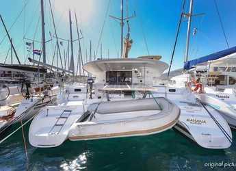 Rent a catamaran in Trogir (ACI marina) - Lipari 41