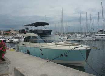 Rent a yacht in Marina Mandalina - Monte Carlo 5 - 3 + 1 cab.