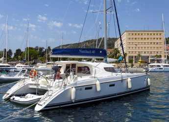 Rent a catamaran in Split (ACI Marina) - Nautitech 40