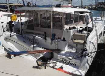 Rent a catamaran in ACI Jezera - Nautitech 40 Open - 4 + 2 cab.