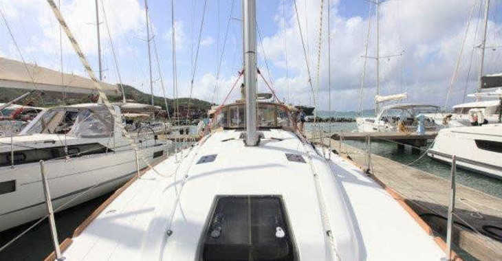 Rent a sailboat in Port Purcell, Joma Marina - Sun Odyssey 439