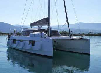 Rent a catamaran in Lefkas Nidri - Nautitech 40 open NEW - 4 + 2 cab.