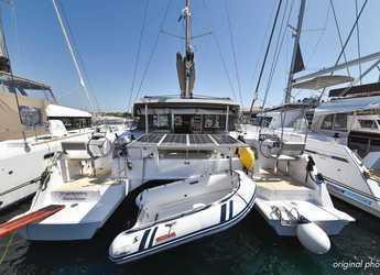 Rent a catamaran in Marine Pirovac - Nautitech 40 open NEW - 4 + 2 cab.