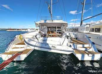 Rent a catamaran in Marine Pirovac - Nautitech 46 Fly