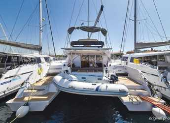 Rent a catamaran in Marina Kornati - Nautitech 46 Fly