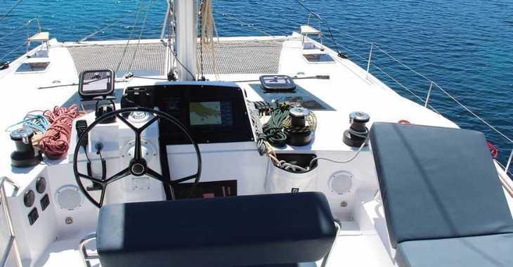 Rent a catamaran in Rodney Bay Marina - Nautitech 46 Fly