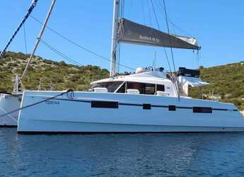 Rent a catamaran in Rodney Bay Marina - Nautitech 46 Fly