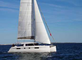 Rent a catamaran in SCT Marina Trogir - Nautitech 46 Open - 3 cab.