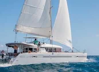 Rent a catamaran in Port Purcell, Joma Marina - Lagoon 450