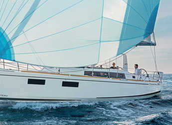 Rent a sailboat in Marina Kornati - Oceanis 38.1