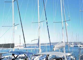 Louer voilier à Port Lavrion - Oceanis 40