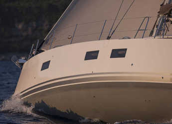 Rent a sailboat Jeanneau 54 in Port Purcell, Joma Marina, Road town