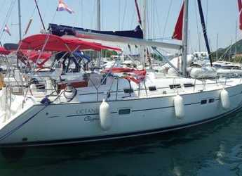 Rent a sailboat in Marine Pirovac - Oceanis 423