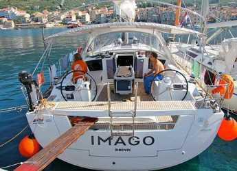 Chartern Sie segelboot in ACI Jezera - Oceanis 45 - 3 cab.