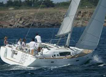 Rent a sailboat in Port Lavrion - Oceanis 46 - 4 cab.